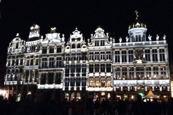 Нощен Брюксел, Белгия