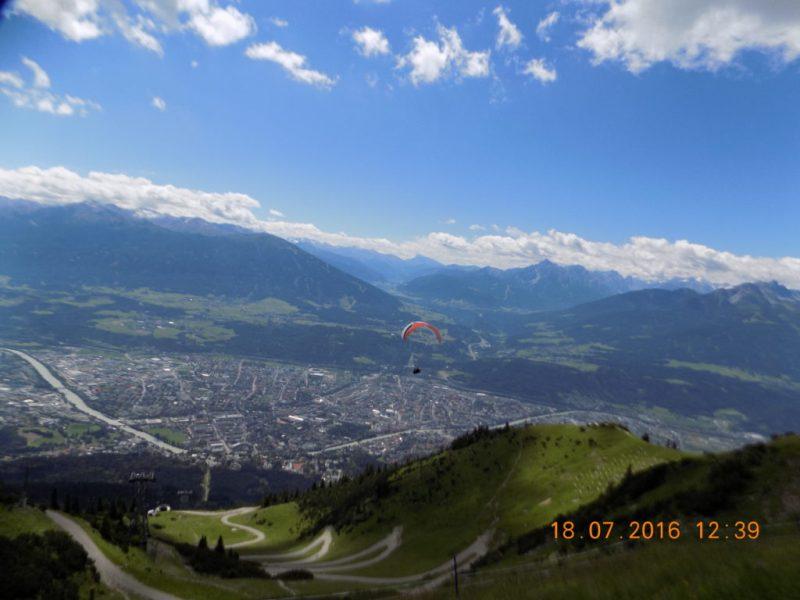 Инсбрук Нордкете, Австрия