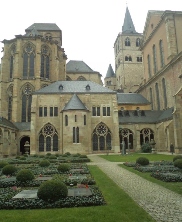 Трирска катедрала, Германия