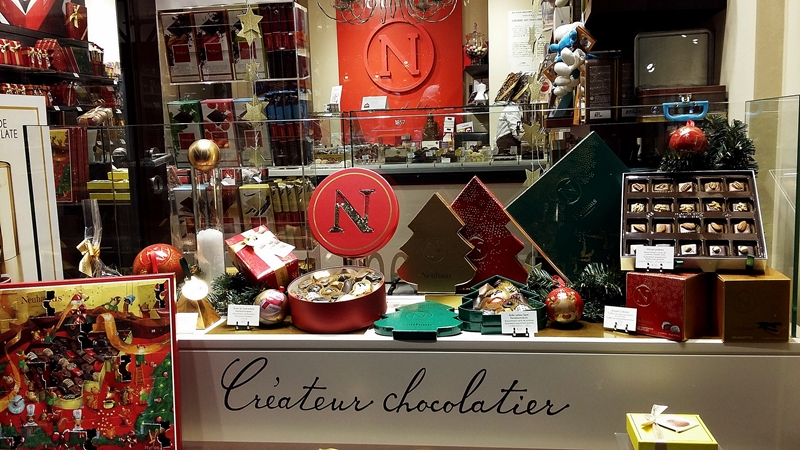 Belgiiski vkusotiiki, shokolad