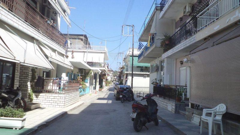 Горен Ставрос, Гърция