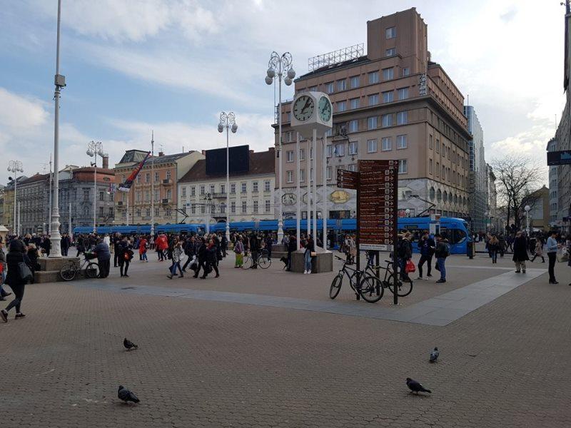 Bap Josip Jelacic Square