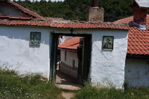 Razboishki manastir, Godech