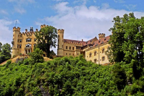 Хоеншвангау, Бавария, Германия