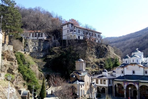 Osogosovski manastir, Kriva palanka, Makedonia