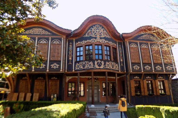 Етнографски музей в Пловдив