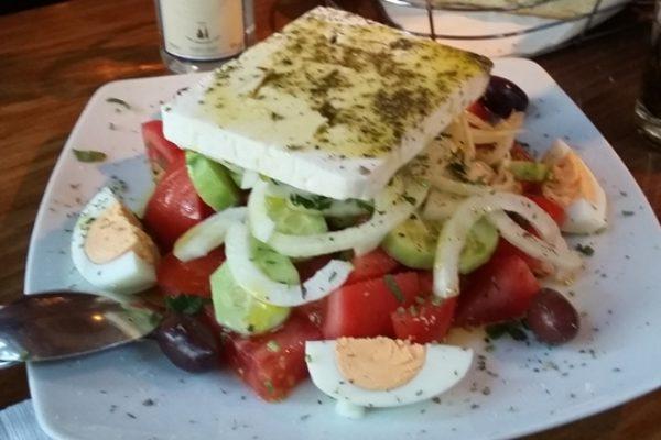 grycka salata