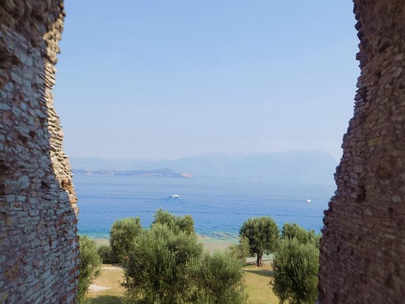 Gledka ot Grotte di Catullo