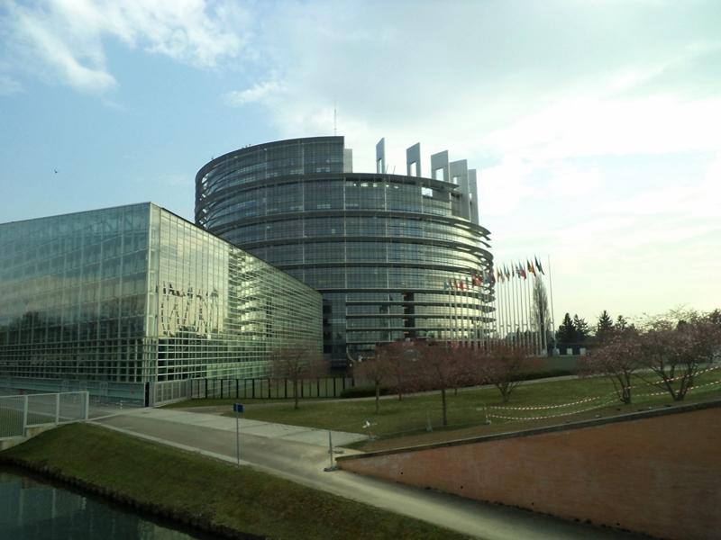 EU Parliament Strassbourg