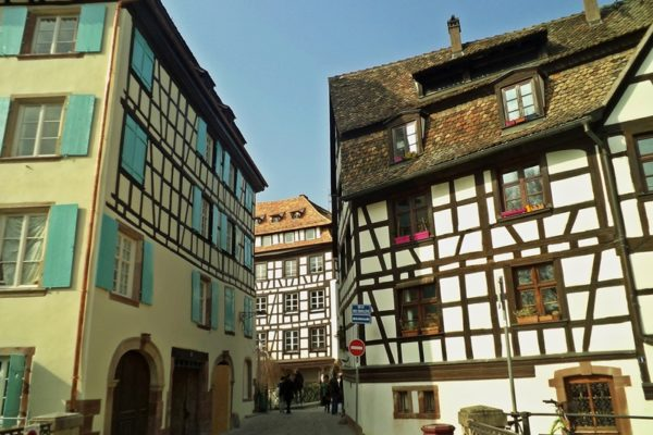 La Petit France Strassburg