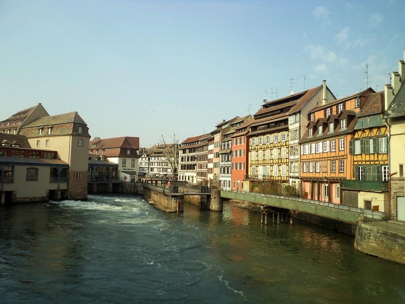 La Petit France Il, Strassbourg