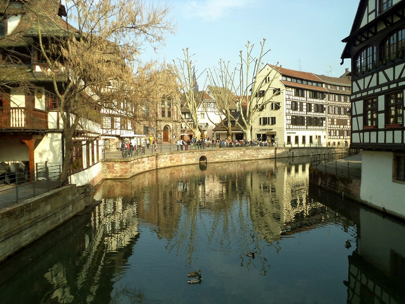La Petit France Strassbourg