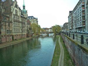 Strassbourg za edin den