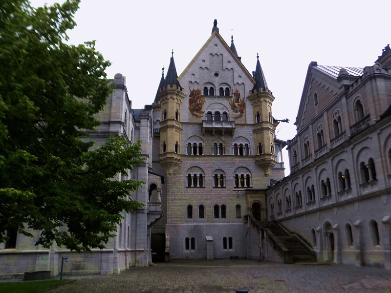 Neuschanstein, Bavaria