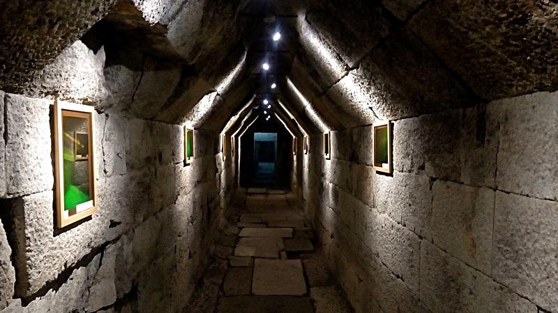 Trakijska grobnica krai selo Mezek