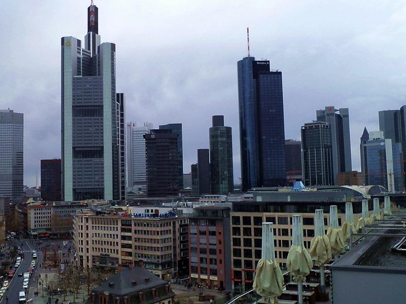 Frankfurt ot visoko