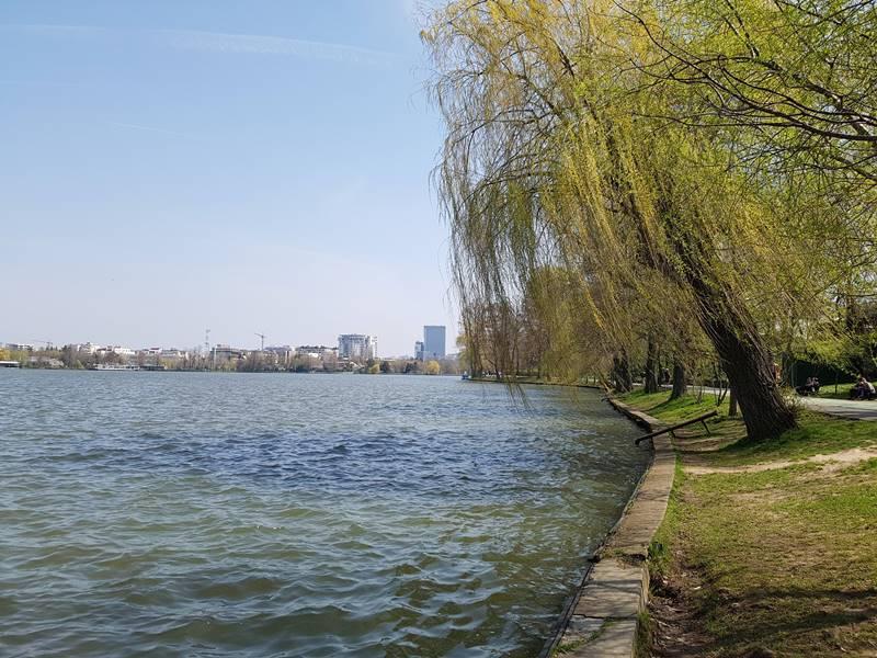 Парк Херастрау в Букурещ