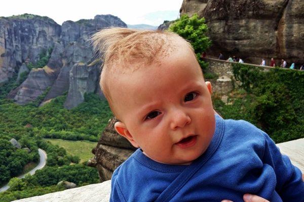 Vij sveta s Andi - Meteora