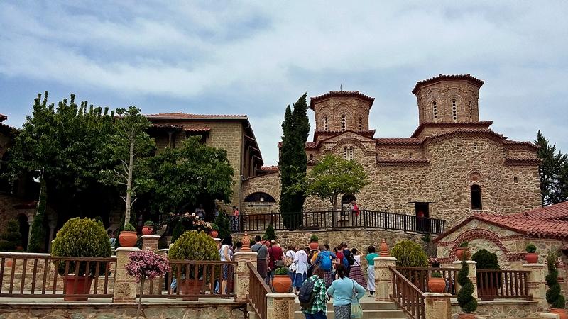 Manastir Varlaam, Meteora