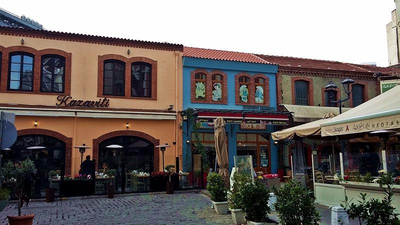 Лададика, Солун, Гърция