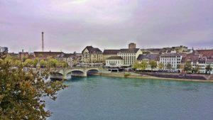 Мост над р. Рейн в Базел
