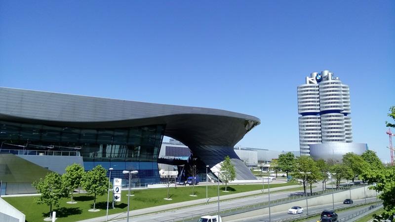 Музеят на БМВ в Мюнхен
