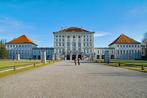 Замък Нимфенбург в Мюнхен
