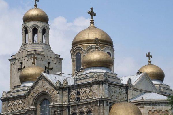Katedralata vyv Varna