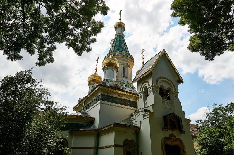 Ruskata cyrkva v Sofia