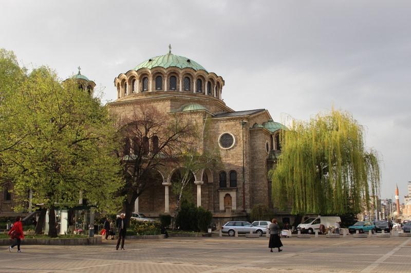 Sveta Nedelya, Sofia